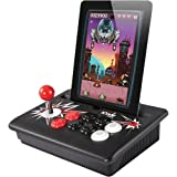 """Ion Audio, Llc - Ion Audio Icade Core Arcade Game Controller For Ipad - Wireless - Ipad """"Product Category: Gaming Accessories/Gaming Controllers"""""""