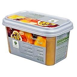 Passion Fruit Puree - 1 tub - 11 lbs
