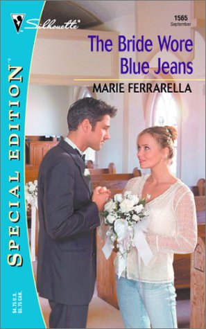 Image for The Bride Wore Blue Jeans   The Alaskans (Silhouette Special Edition)
