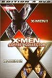 echange, troc X- Men 1.5 (Édition Collector 2 DVD) / X-Men 2 (Édition Collector 2 DVD) - Coffret Collector 4 DVD