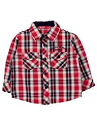 Red/Black Check Shirt Red Check