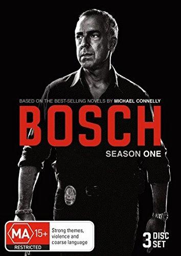 Bosch - Season 1 [DVD] (Region 4. Non US format Pal Import)