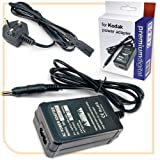 PremiumDigital Kodak EasyShare Z1015 IS Replacement AC Power Adapter