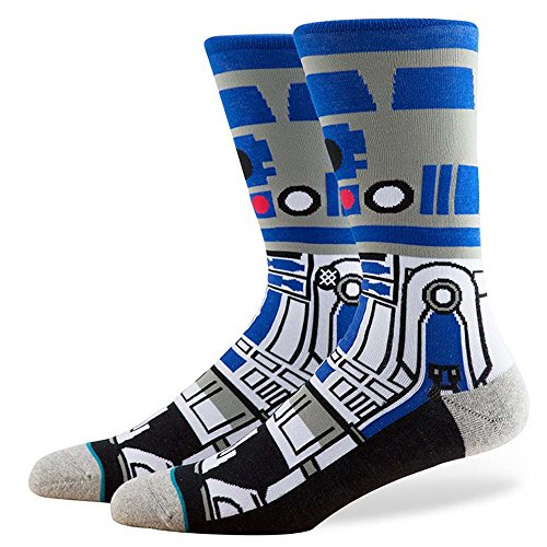 Official LucasFilm and Starwars Stance Socks~The Force Awakens-Artoo