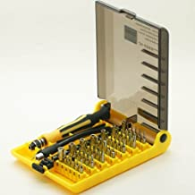 45 In 1 Professional Openning Tool Precison Screwdriver Kit Set With Tweezers & Extension Bar PatternName: JK6089-B