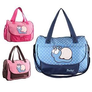 Amazon.com : Cute little snail diaper bag baby bags nappy