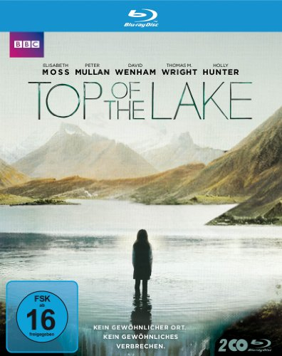 Top of the Lake [Blu-ray]