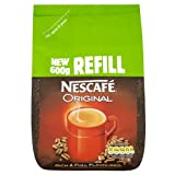 Nescafé Original Refill 600g Case of 6