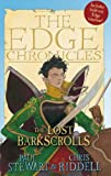 The Lost Barkscrolls (Edge Chronicles (Hardcover))