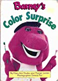 Barney's color surprise
