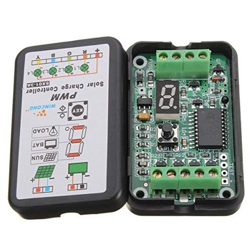 3A 6V 12V PWM Solar Panel Light Controller Battery Charge Regulator Intelligent / 3A 6V 12V PWM Solar Panel Light Controller Battery Charge Regulator Intelligent . . Introduce: . SX 01 multifu