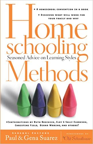 Homeschooling Methods: Seasoned Advice on Learning Styles