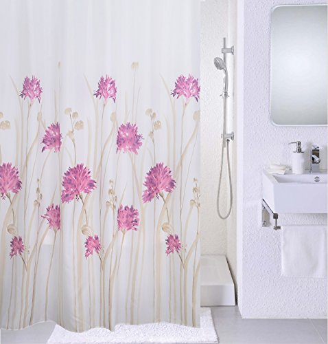 magic-vida-tenda-doccia-impermeabile-nature-series-vivid-colori-180cm-x-200cm-carnations