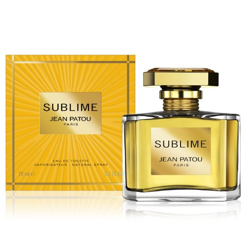 JEAN PATOU - SUBLIME edt vapo 75 ml-mujer