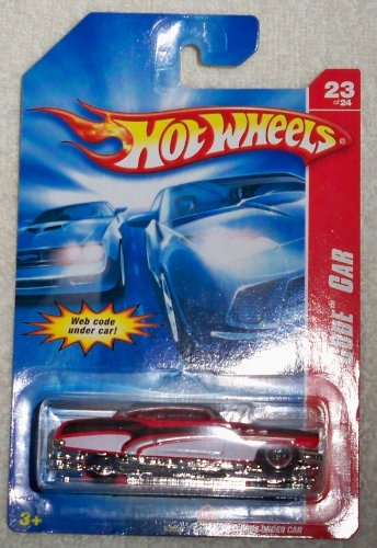 Hot Wheels 1:64 23 of 24 2006 Code Cars so Fine