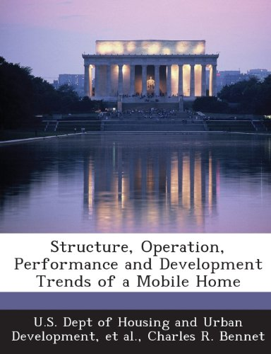Structure, Operation, Performance and Development Trends of a Mobile Home
