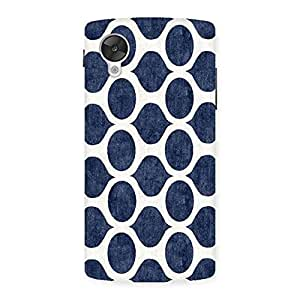 Gorgeous Old Cage Print Back Case Cover for Google Nexsus 5