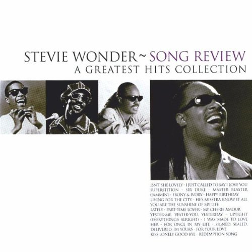 Stevie Wonder - Song Review- A Greatest Hits Collection (Disc 2) - Zortam Music