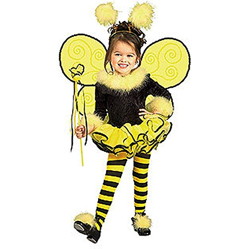 Deluxe Bumble Bee Kids Costume - Small (4-6)