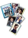 20 Packets - One Direction Sticker Album Collection - The BLUE Collection - 2014 ~ PLUS BONUS 1D PHOTO