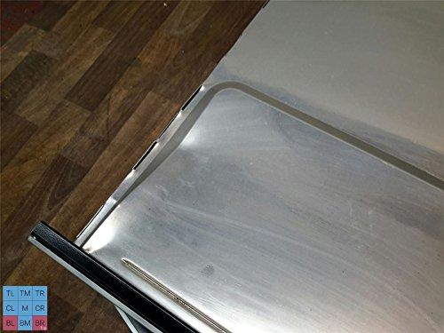 John Lewis JLBIC04 Built-in Combination Microwave, Black/Stainless Steel - G 1727834