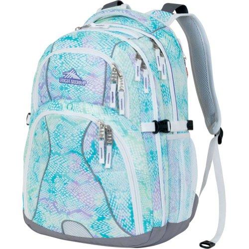 High Sierra Swerve Backpack 19x13x7 75 Inch