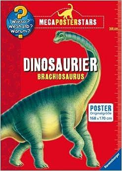 Dinosaurier Brachiosaurus: 9783473328574: Amazon.com: Books
