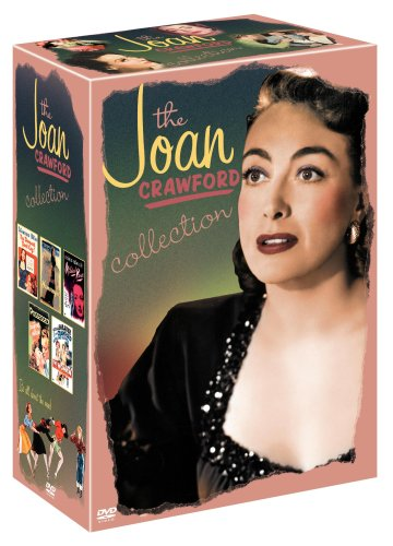 The Joan Crawford Collection (Humoresque / Possessed (1947) / The Damned Don't Cry / The Women / Mildred Pierce)