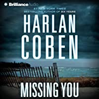 Missing You (       UNABRIDGED) by Harlan Coben Narrated by January LaVoy