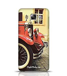 Style baby Red Rarity Vintage Car Samsung Galaxy E5 Phone Case