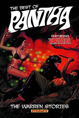 The Best of Pantha: The Warren Stories (Best Super Villains)