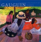 Gaugin Calendar (0789307863) by RIZZOLI