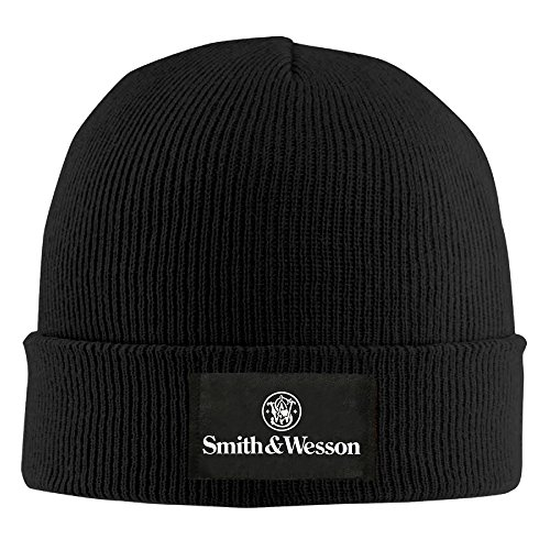 xtreme-beanie-hat-smith-and-wesson-for-unisex-black