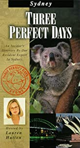 Three Perfect Days: Sydney [VHS]