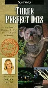 Three Perfect Days: Sydney [VHS]