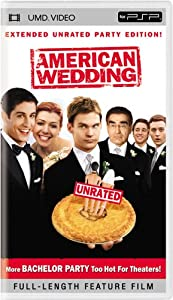 American Wedding [UMD for PSP]