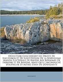 D 233 duction concernant les droits de succession et de substitution de