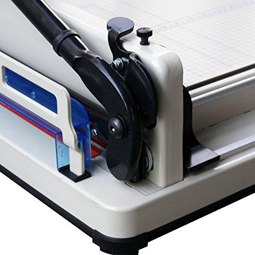 """Zeny Paper Cutter Guillotine Paper Trimmer Machine 12"""" A4 Heavy Duty Paper Cutting Tool (A4 Cutter)"""