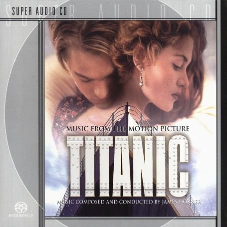 James Horner - Titanic : Music from the Motion Picture - Zortam Music