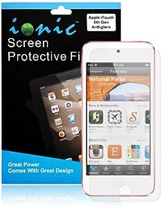CrazyOnDigital Ionic Film Matte Anti-Glare Screen Protector for Apple iPod touch 5G