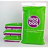 4 Packs of BOG IN A BAG (BoginaBag) Refill Bags (5 Bags per Pack)