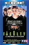 echange, troc The Faculty [VHS]
