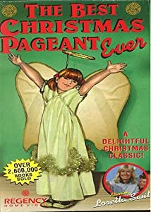 The Best Christmas Pageant Ever Dvd by Regency Home Video