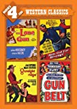Movies 4 You: Western Classics (The Lone Gun, Ride Out For Revenge, Gunsight Ridge &#038; Gun Belt)