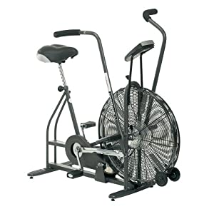 Schwinn Airdyne AD4 Upright Exercise Bike - this item ships for FREE with Super Saver Shipping