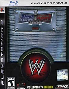 WWE SmackDown vs. Raw 2009 (Collector's Edition) - Playstation 3