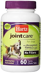 Joint Care for Dogs (Tasty Chew Tabs 60 count)