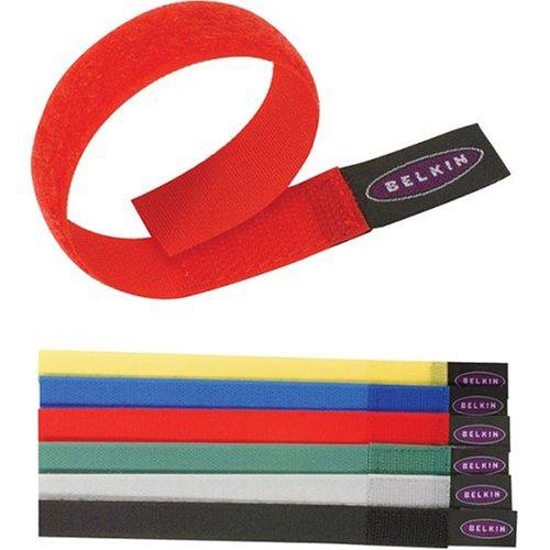 Belkin F8B024 8-Inch Velcro Cable Ties