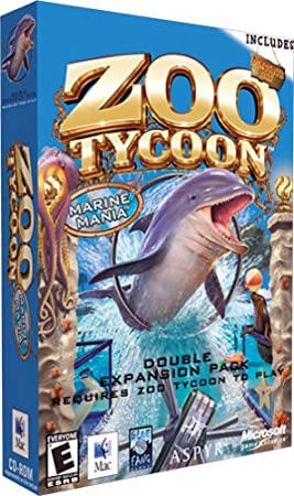 Zoo Tycoon: Marine Mania and Dinosaur Digs Expansion Packs