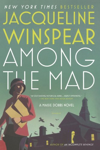 Among the Mad, Jacqueline Winspear